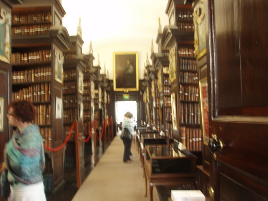 Marsh's Library Dublin