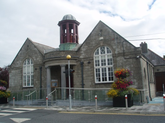 Carnegie City Public Library, Kilkanny, Ireland