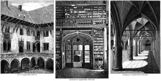 Jagiellonen-universiteitsbibliotheek Krakau