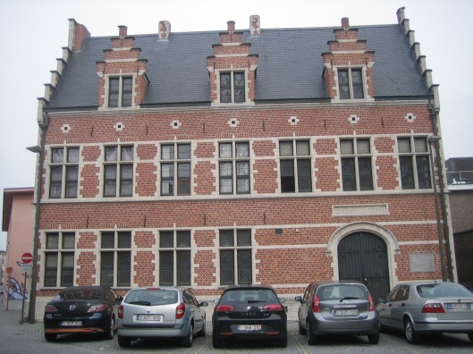 Voormalige volksbibliotheek van Mechelen