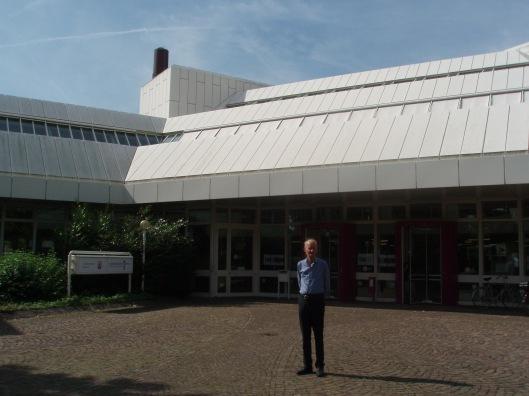 Hans Krol voor Pfälzische Landesbibliothek in Speyer, 2015