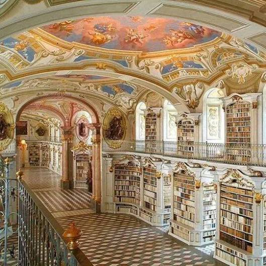 Kloosterbibliotheek Admont