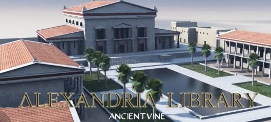 ALEXANDRIA_library