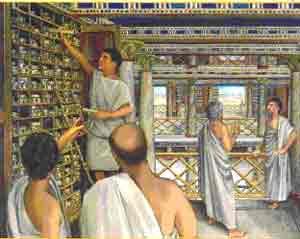 alexandriapapyrus