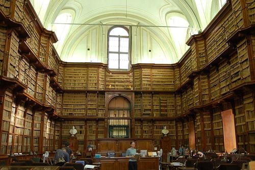 Biblioteca Angelica in Rome