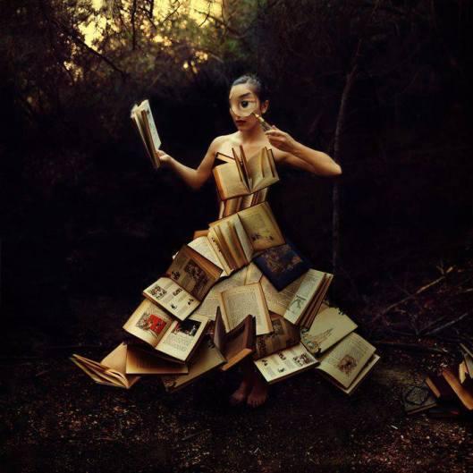 Vrij naar Arcimboldo (Improbables Libraries, Improbables Bibliothèques)