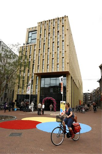 Nieuwe bibliotheek Arnhem