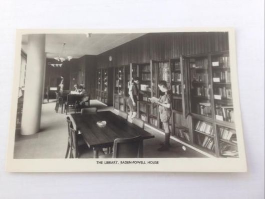 Lord Baden-Powell House Library, London