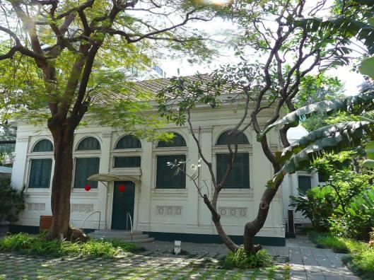 Nelson Hays Library, Bangkok, Thailand