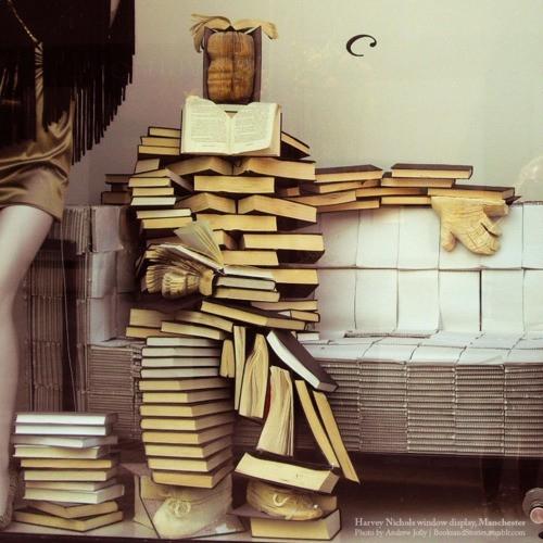Harvey Nichols: de Bibliofiel