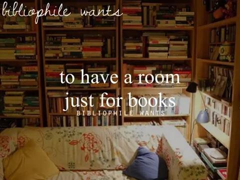 Bibliophile...