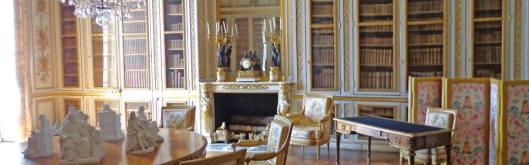 Bibliothèque de Louis XVI, Versailles