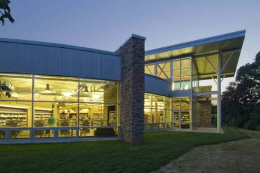 Central Library in Burke, Virginia