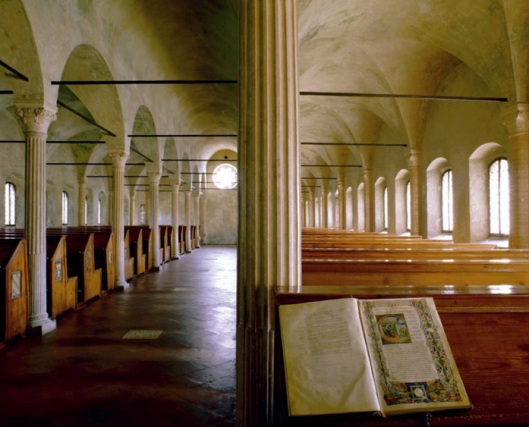 Biblioteca Malatestiana, Cesena, Italië