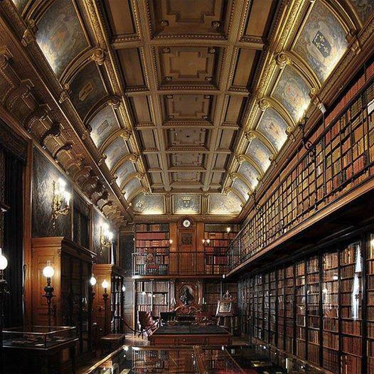 Kasteelbibliotheek Chantilly