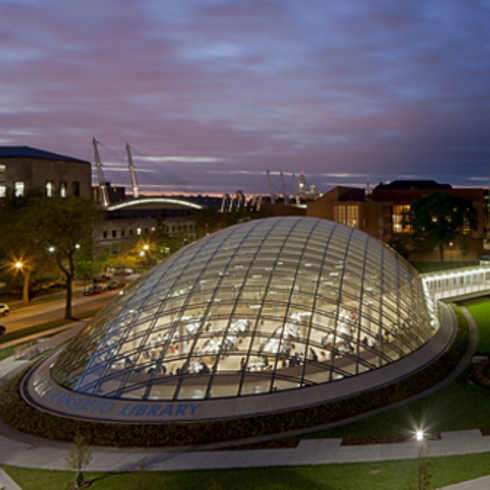 Mansueto Library, University of Chicago