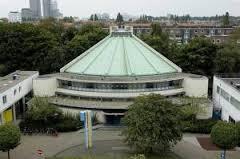 Bibliotheekfiliaal in Cinétol, Tolstraat 160, Amsterdam - gebouwd als theosofische tempel