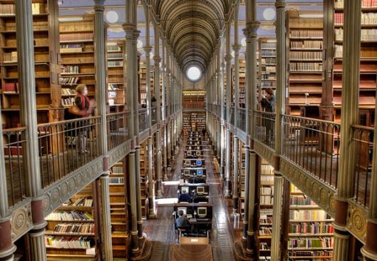 Universiteitsbibliotheek Kopenhagen