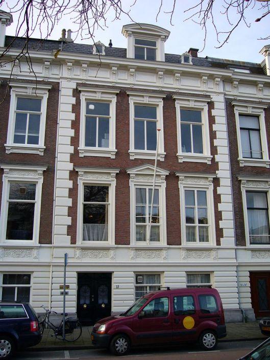 Damesleesmuseum, Nassauplein Den Haag