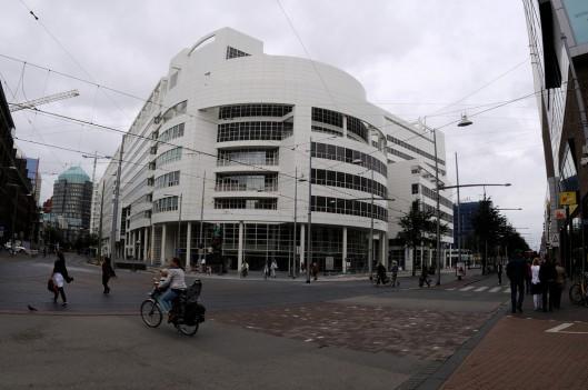 Openbare Bibliotheek Den Haag (met stadhuisgebouw en gemeentearchief)