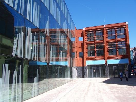 DOK in Delft wordt gerekend tot één van de meest innovatieve openbare bibliotheken ter wereld