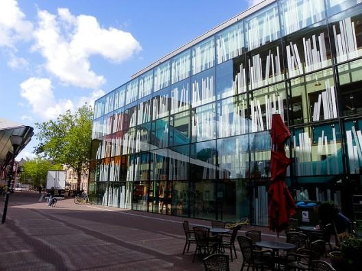 DOK library concept Delft