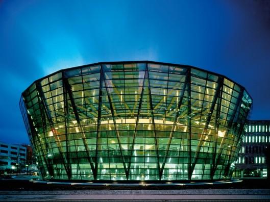 Stadtbibliothek Dortmund (geopend in 1999)