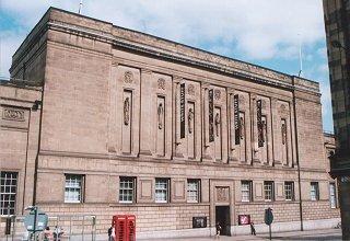 National Library of Scotland, Edinburgh