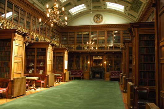 Royal College of Physicians Library, Edunburgh
