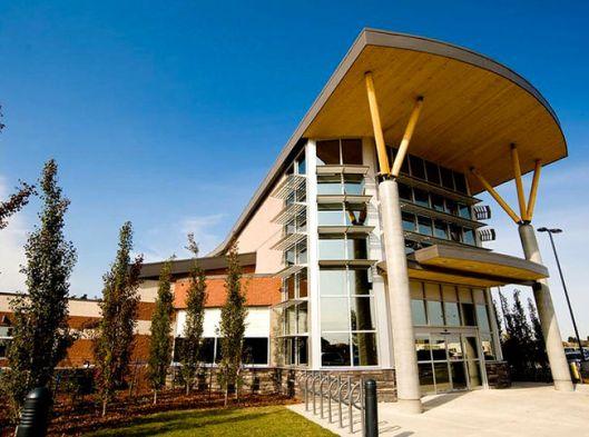 De nieuwe openbare bibliotheek van Edmonton