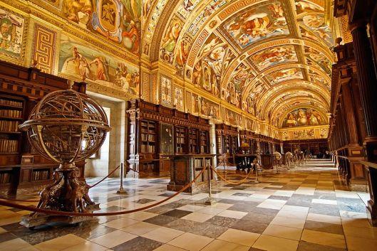 Biblioteca Escorial
