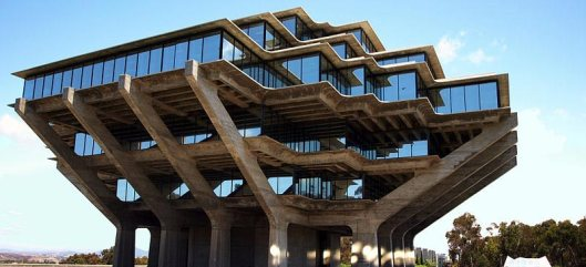 Geisel Library, California, USA