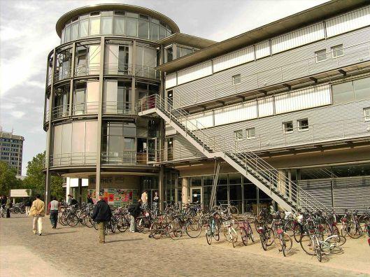Neubau Universitätsbibliothek Göttingen