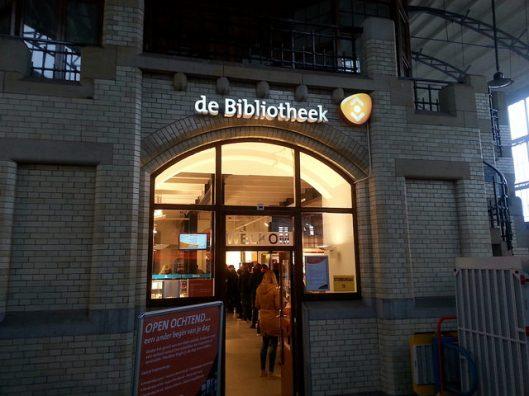 Stationsbibliotheek Haarlem (Raymond Snijders)