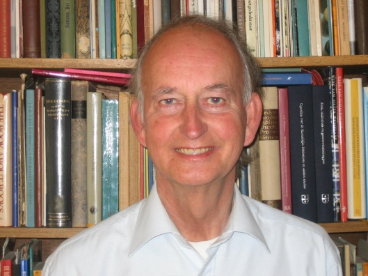 Hans Krol voor vakbibliotheek