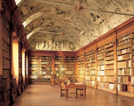 Historische abdijbibliotheek Heverlee