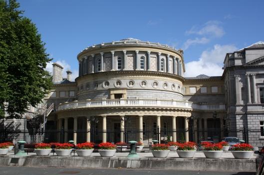National Library of Ireland, Dublin