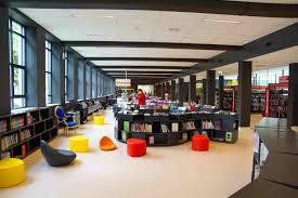 Interieur bibliotheek Doetinchem (foto Bibliotheekblad)