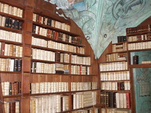 Predikantenbibliotheek in Isny