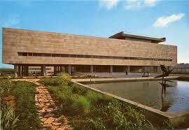 Nationale Bibliotheek van Israel in Jerusalem