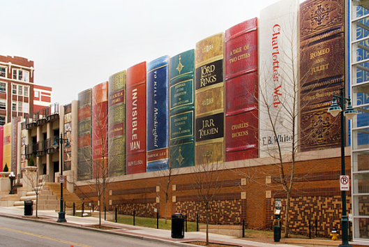Kansas Public Library, USA