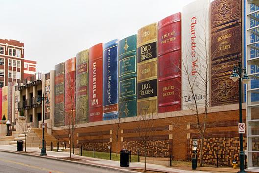 Kansas Public Library, USA