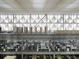 Leeszaal in Koning Fahd Nationale Bibliotheek, Ryadh