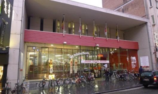 Stedelijke openbare bibliotheek Kortrijk
