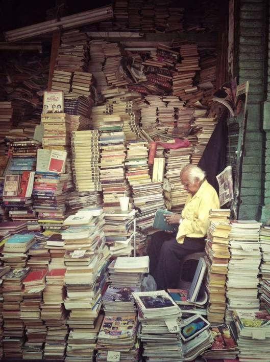 Keuze genoeg (The Reading Room)