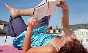 Liggend lezen
