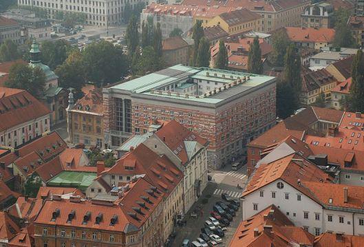 Lljubljana, Nationale en Universiteitsbibliotheek van Slowenië
