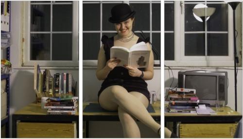 Vrouwen lezen wereldwijd in het algemeen meer romans dan mannen (Los Angeles Review of Books, 1913)