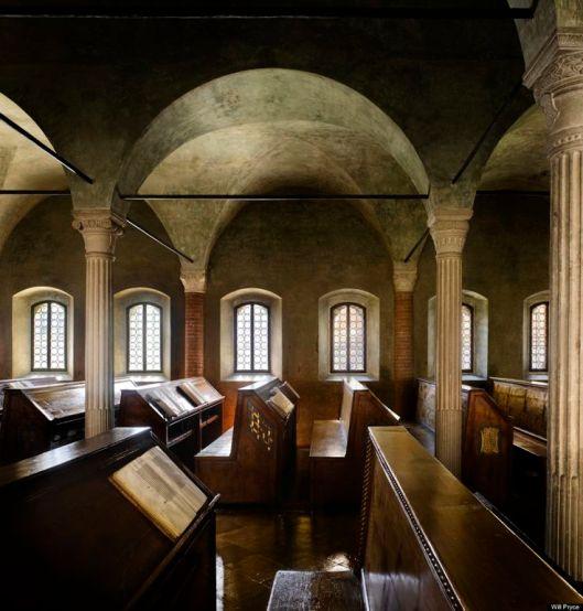 Biblioteca Malatestiana, Cesena