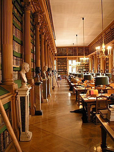 Bibliothèque Mazarine, Parijs
